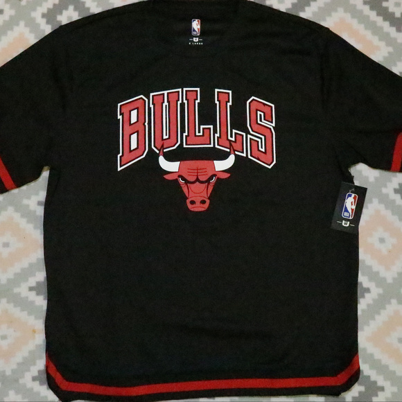 wholesale dealer 7ebfd 06691 NWT NBA Chicago Bulls Jersey Top NWT